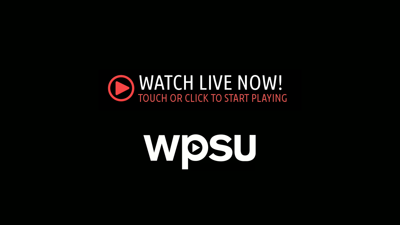 Watch WPSU Live Now!